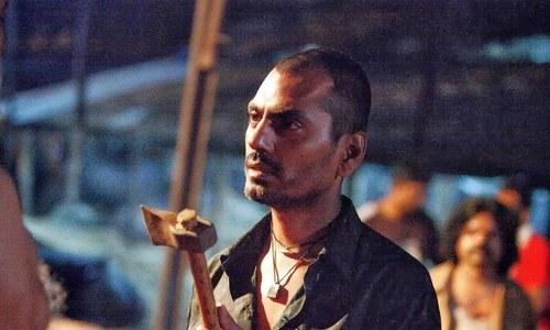 چار سال بعد نوازالدین کی فلم'مون سون شوٹ آؤٹ'ریلیز ہوگی