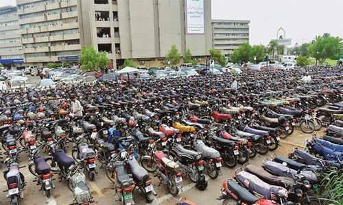 Sindh govt to make tracking devices compulsory for all motorcycles