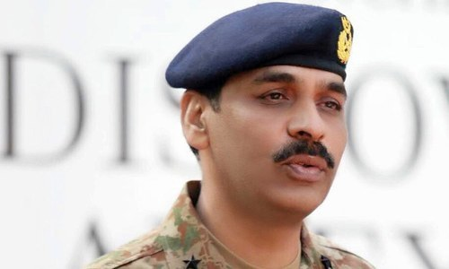 Army to abide by govt decision on sit-in: ISPR
