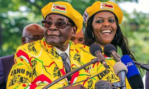 A week of desperation: inside Mugabe's fight to stay in power