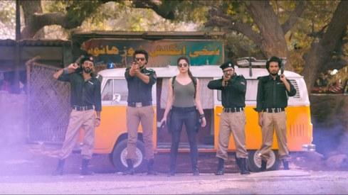 I play every guy's dream girl, says Neelum Muneer at Chupan Chupai's trailer launch