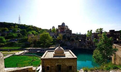 Katas Raj case: 'Will halt water consumption of cement factories if necessary,' says CJP