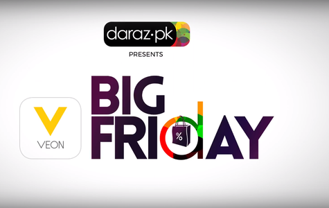 Pakistan's biggest sale gets a new name: Daraz announces BIG FRIDAY
