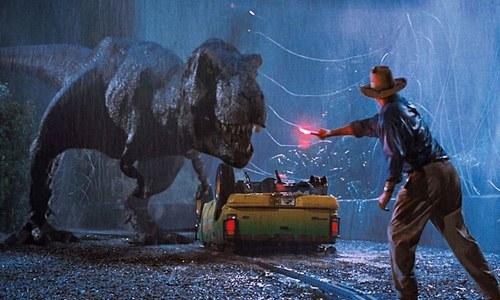 'جراسک ورلڈ' کی پانچویں فلم کی پہلی جھلک