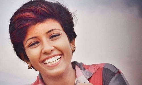 بھارت کی پہلی خاتون نیوی پائلٹ