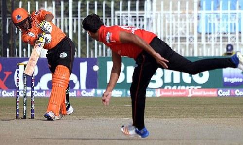 لاہور بلوز کی پانچویں فتح، ٹی20 کپ میں سرفہرست