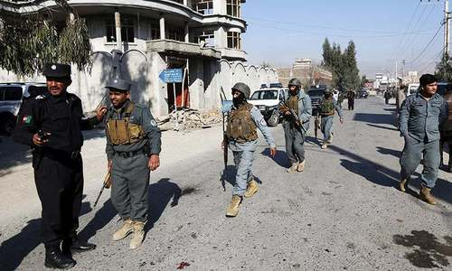 At least eight killed in suicide attack in Afghanistan's Nangarhar province