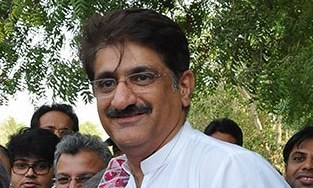 Diverting gas from Sindh to other provinces 'unconstitutional', says CM Shah