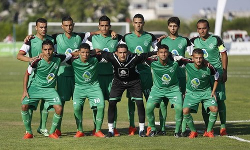 Palestine bypass Israel in FIFA rankings for the first time