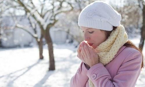 سرد موسم کے جسم پر مرتب ہونے والے حیران کن اثرات