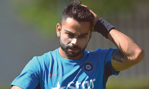 Kohli sees back-up all-rounder in Shankar