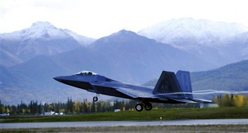 US steps up bombing, uses stealth fighters in Afghanistan