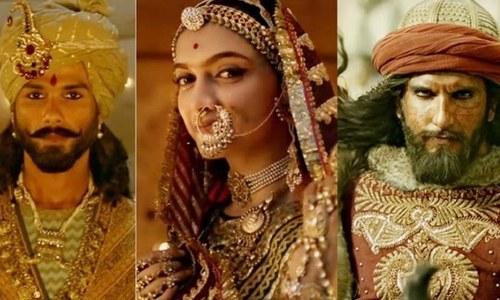 فلم 'پدماوتی' کے خلاف نعروں کے ساتھ لاش برآمد