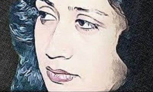 خوشبو کی طرح جلد بکھر جانے والی شاعرہ: پروین شاکر