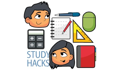Study hacks to ace your exams