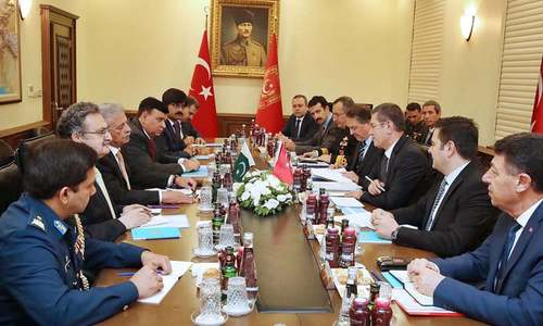 Pakistan-Turkey defence cooperation to be enhanced