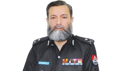 Senior KP police officer martyred in suicide attack