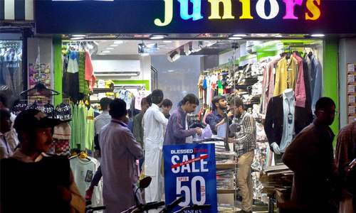 Black or not, Friday sales boom in Pakistan