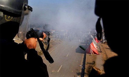 Has the state bungled the Islamabad operation?