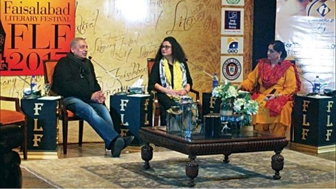 At Faisalabad lit fest, writers lament the ratings game's effect on TV dramas
