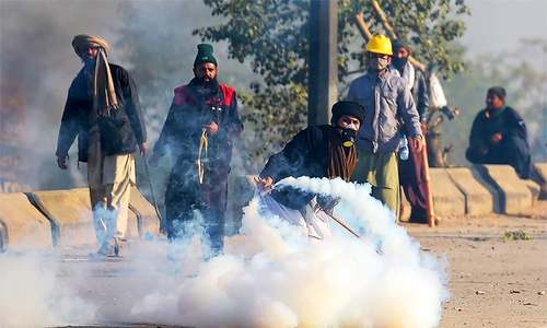 Islamabad operation: A law enforcement, administrative failure