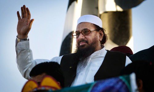 The case of Hafiz Saeed continues to baffle and challenge in more ways than one