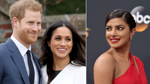 Priyanka's got a sweet wish for Meghan Markle on her engagement
