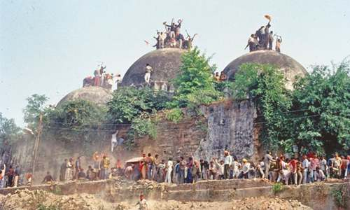 Ayodhya dispute: Hindu nationalists talk temple ahead of SC hearings