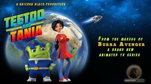 New TV series Teetoo and Tania will inspire youth with stories of Pakistani heroes