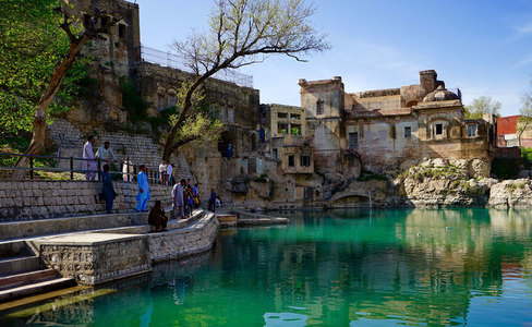 SC asks who allowed factories around Katas Raj temple to increase production