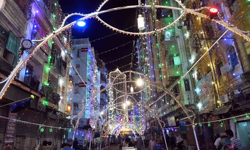 Nation celebrates Eid Milad amid tight security