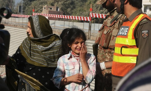 In pictures: Terror strikes Peshawar again