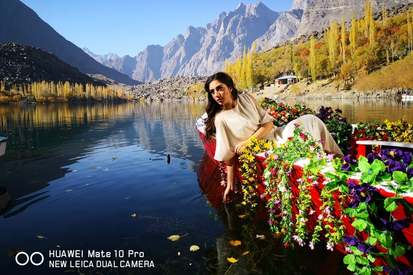 Tapu Javeri shot these stunning photos of Pakistan's northern beauty with just a smartphone