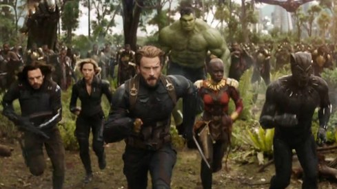 Avengers: Infinity War is the most viewed trailer of all time