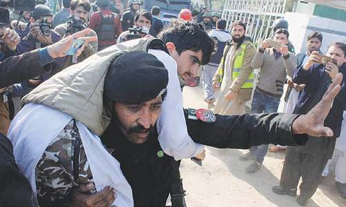 Investigators say attackers were misled about target in Peshawar