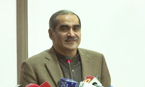 'Can chief justice or army chief never be wrong?' asks Saad Rafique