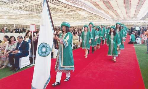 AKU holds its 30th graduation ceremony