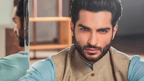 I'm focusing more on acting, says model Omer Shahzad after signing Jawani Phir Nahi Ani 2