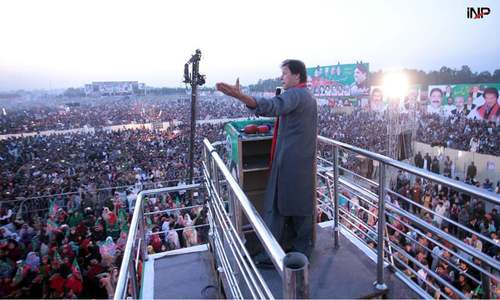 Imran spells out four-point agenda for progress