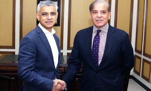 Mayor of London brings peace tidings from India to Pakistan