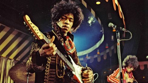 A new Jimi Hendrix album with unreleased songs will come out in March