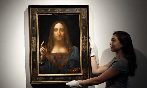 Abu Dhabi Louvre to host $450m Da Vinci