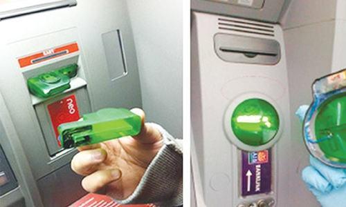 FIA arrests man for ATM skimming, credit card fraud