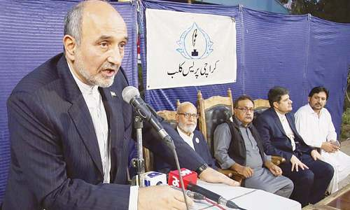 Iran sees CPEC as project with great potential: envoy