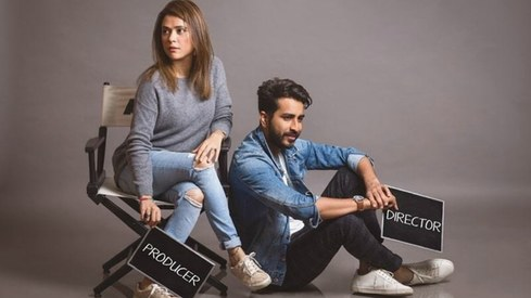 Nabeel Qureshi and Fiza Ali Meerza's next film is Load Wedding