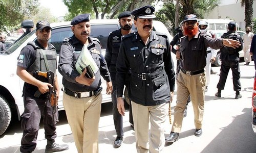 DSP, other police officials involved in framing man, CTD tells court