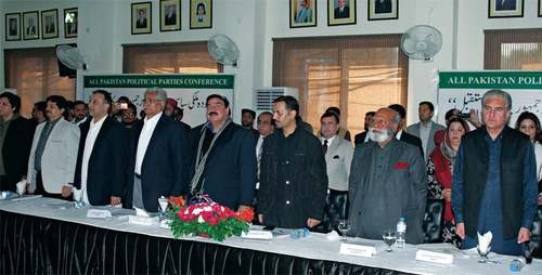 LHCBA organises conference: Politicos hold a brief for democracy