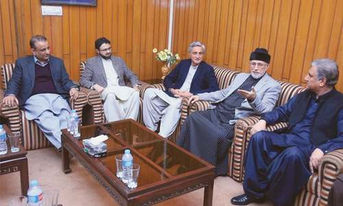 PTI and PSP join PPP in backing Qadri
