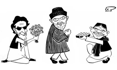 کارٹون : 10 دسمبر 2017