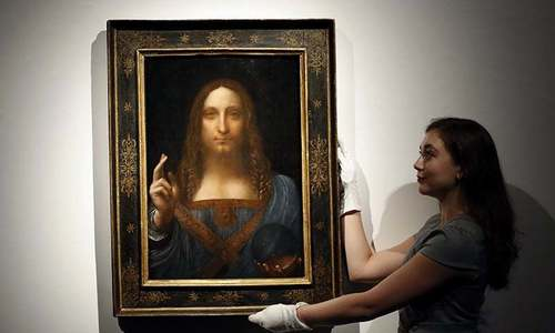 Da Vinci painting acquired by Abu Dhabi, says Louvre museum amid conflicting reports